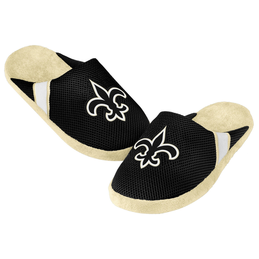 New Orleans Saints Jersey Slipper