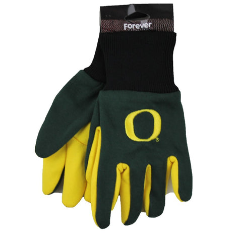 Oregon Ducks Kid Sport Utility Gloves