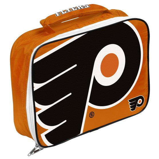 Philadelphia Flyers Lunch Bag Flat Logo