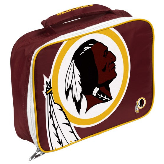 Washington Redskins Lunch Bag Flat Logo