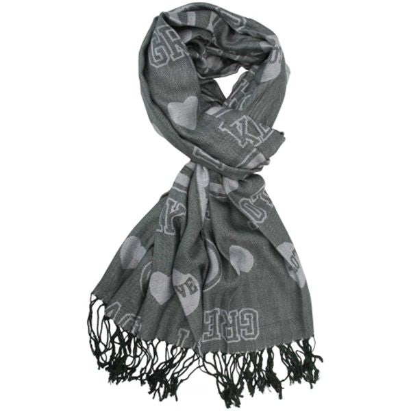 Green Bay Packers Love Pashmina Scarf