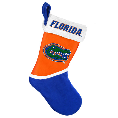 Florida Gators Multi Color Santa Stock
