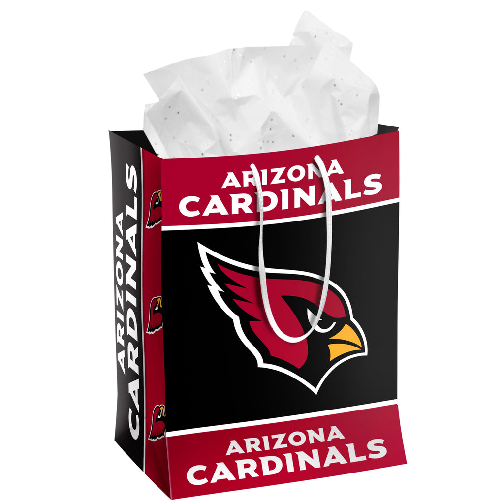 Arizona Cardinals Medium Gift Bag