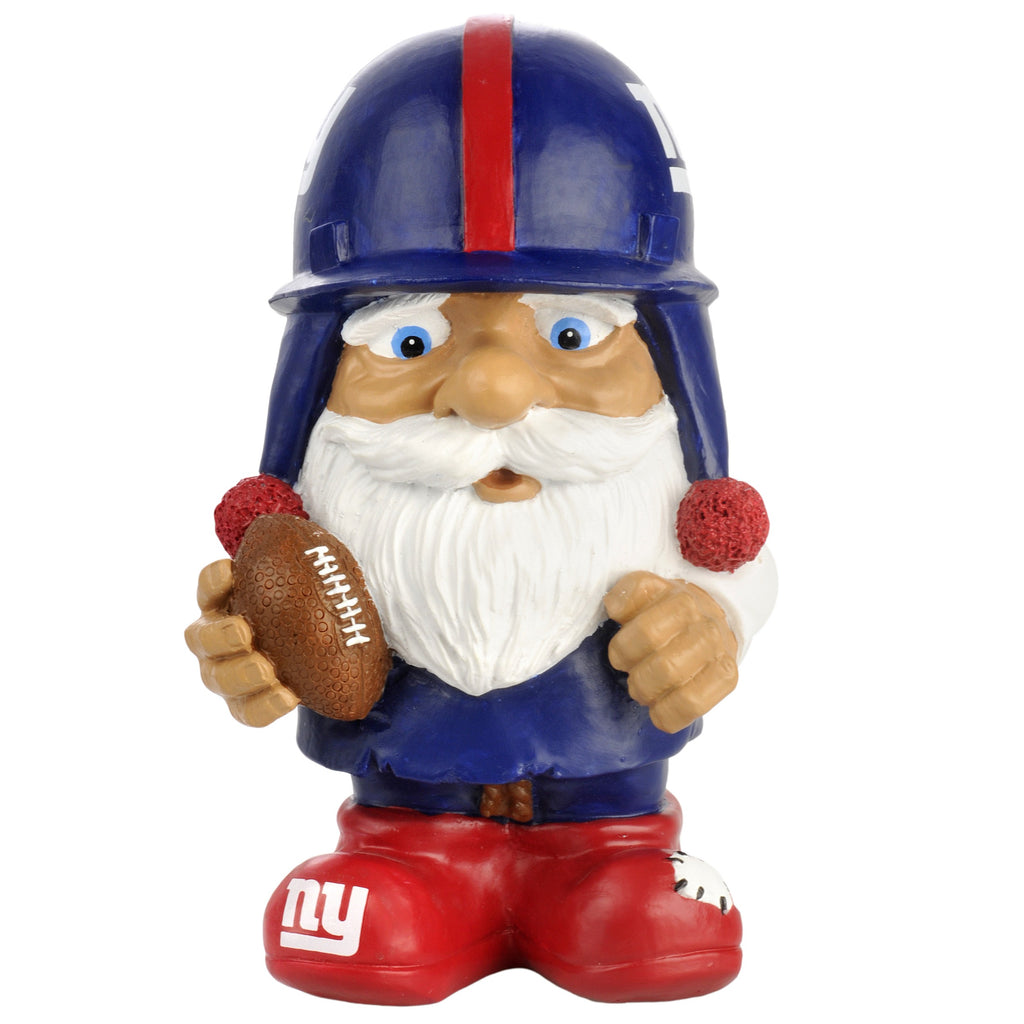 New York Giants Mad Hatter Gnome
