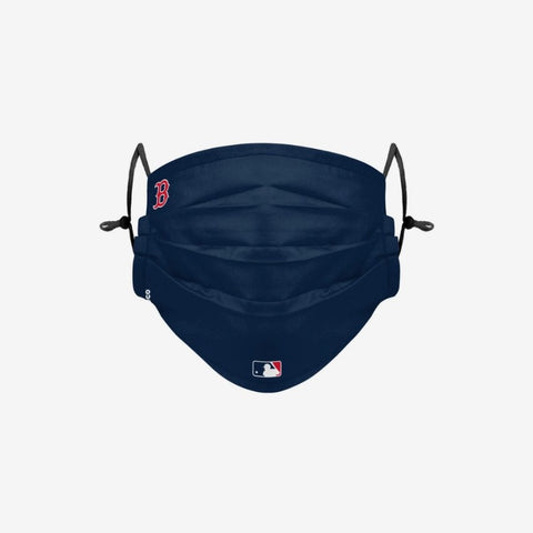 Boston Red Sox On-Field Sideline Big Logo Adjustable Face Cover