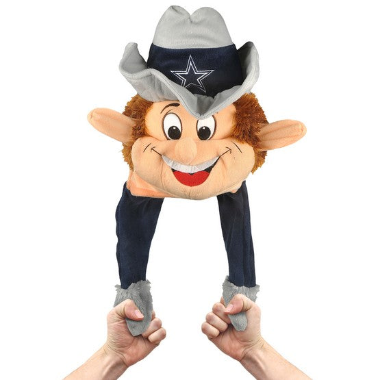 Dallas Cowboys Pump Action Mascot Hat