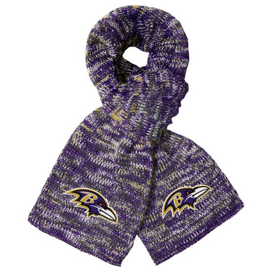 Baltimore Ravens Peak Scarf