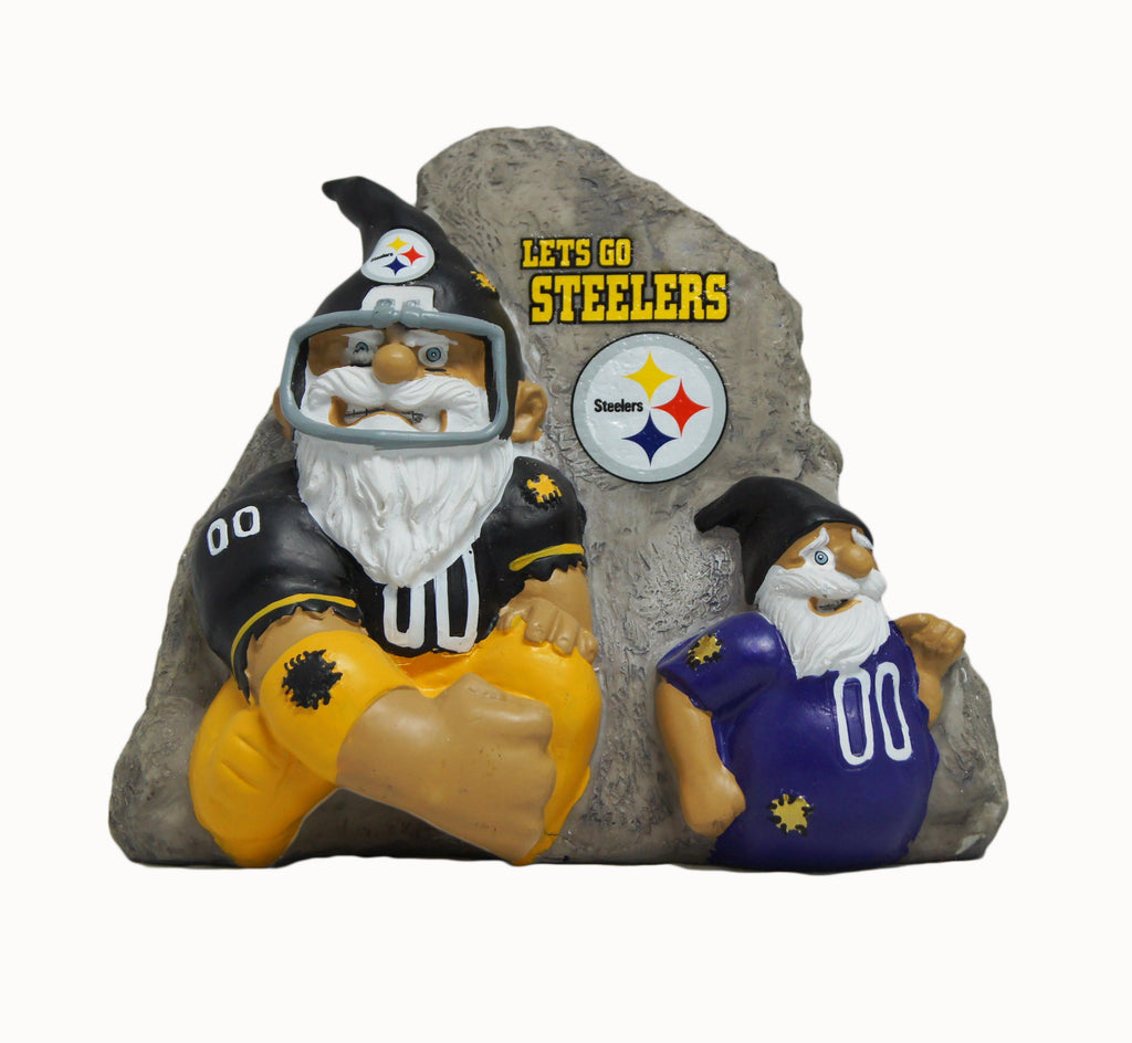 Pittsburgh Steelers Rivalry Garden Stone