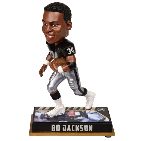 Oakland Raiders Retired Player Bobble