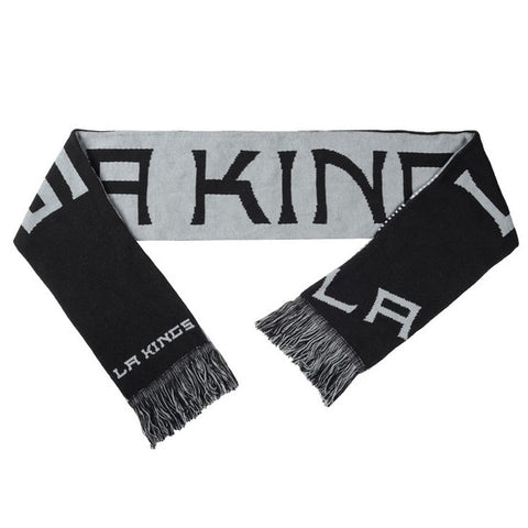Los Angeles Kings Reverse Split Logo Scarf