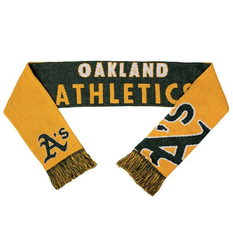 Oakland Athletics Reverse Split Logo Scarf