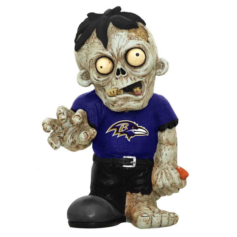 Baltimore Ravens Resin Zombie Figure