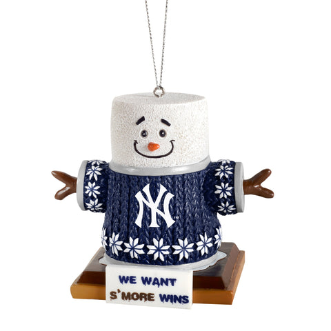 New York Yankees Smores Ornament