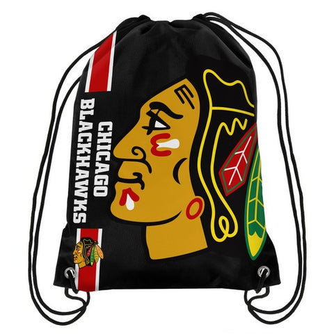 Chicago Blackhawks Side Stripe Drawstring