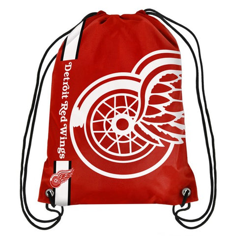 Detroit Red Wings Side Stripe Drawstring