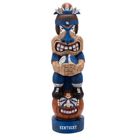 Kentucky Wildcats Tiki Figurine