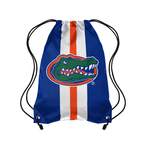 Florida Gators Team Stripe Drawstring Backpack