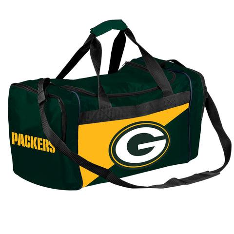 Green Bay Packers Two Tone Duffle Bag