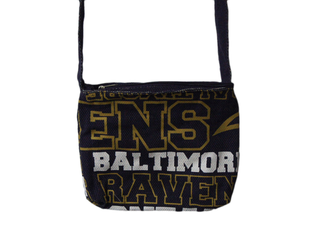 Baltimore Ravens Wordmark Hip Tote