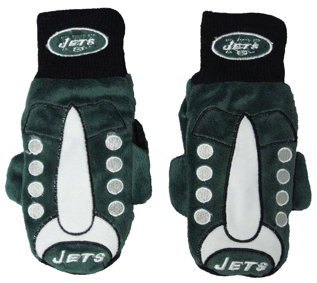 New York Jets Youth Mascot Mittens