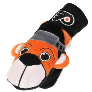 Philadelphia Flyers Youth Mascot Mittens