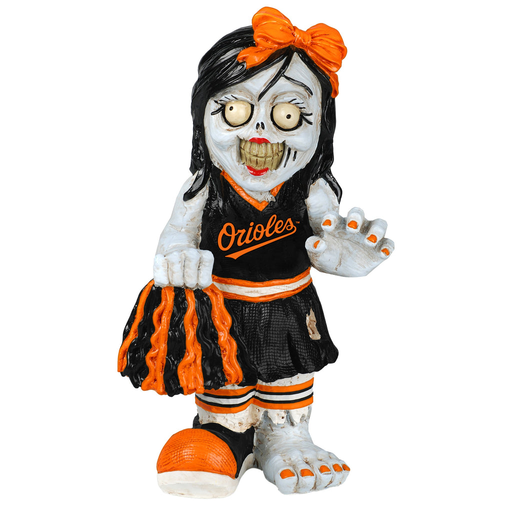 Baltimore Orioles Zombie Cheerleader