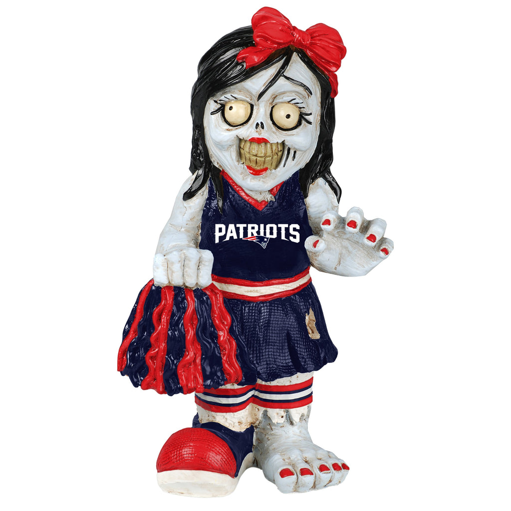 New England Patriots Zombie Cheerleader