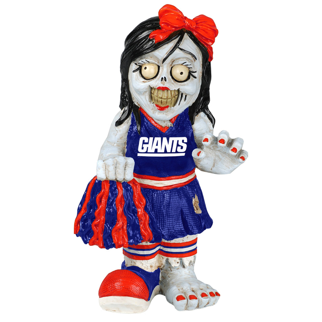 New York Giants Zombie Cheerleader