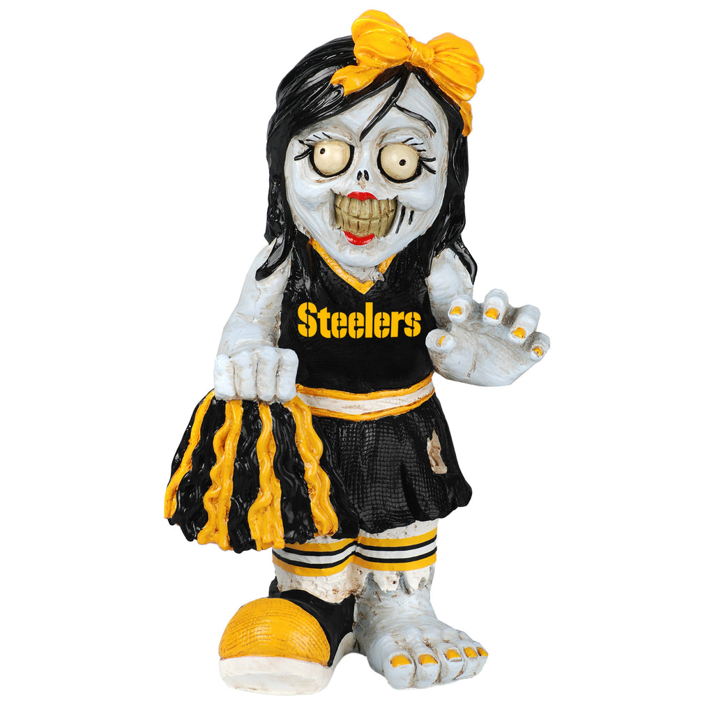 Pittsburgh Steelers Zombie Cheerleader