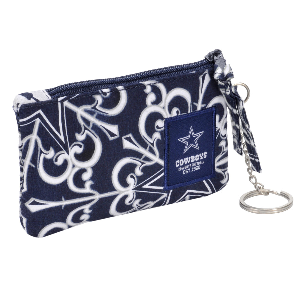 Dallas Cowboys Zip ID Case