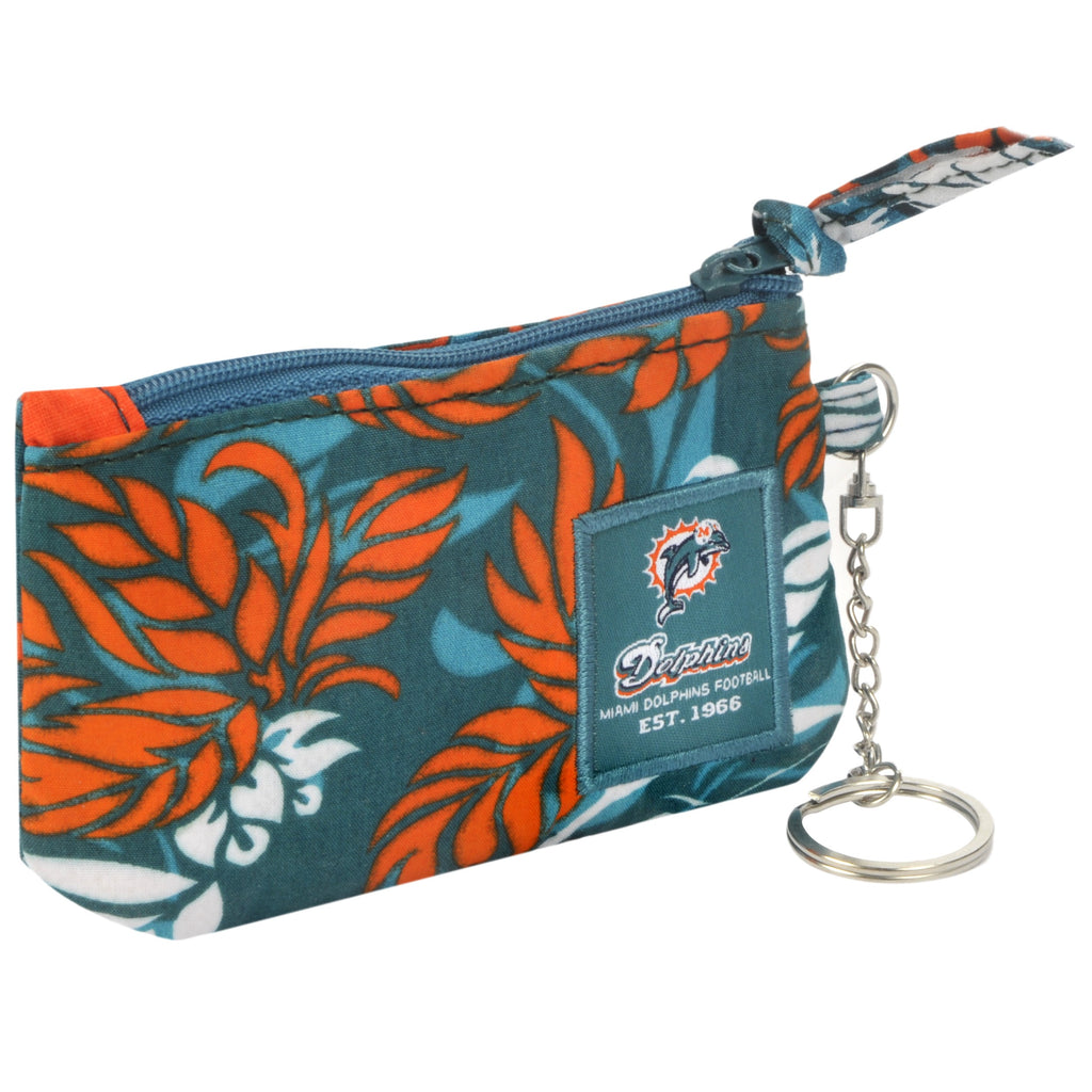 Miami Dolphins Zip ID Case