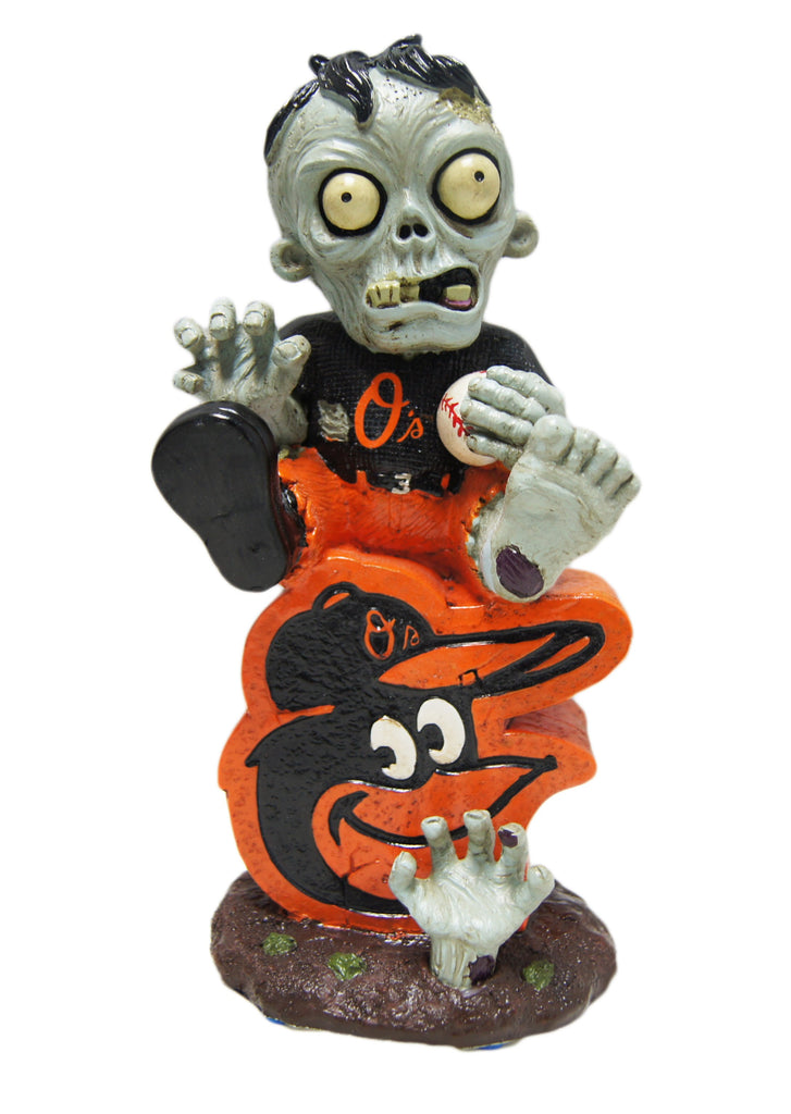 Baltimore Orioles Zombie Sitting on Logo