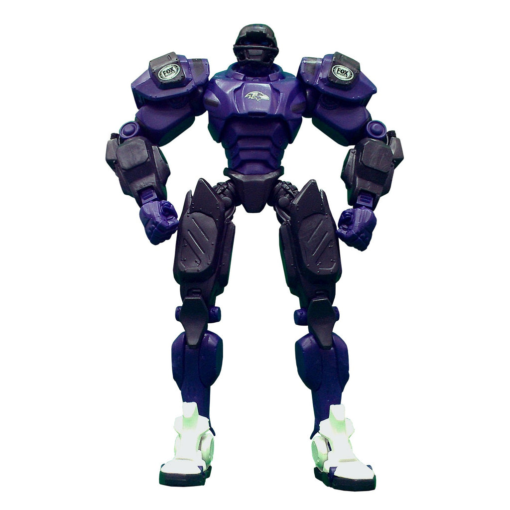 Baltimore Ravens Team Cleatus Robot