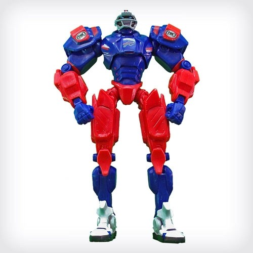 Buffalo Bills Team Cleatus Robot