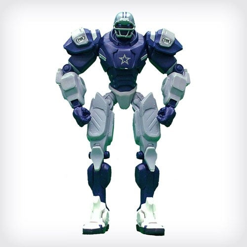 Dallas Cowboys Team Cleatus Robot