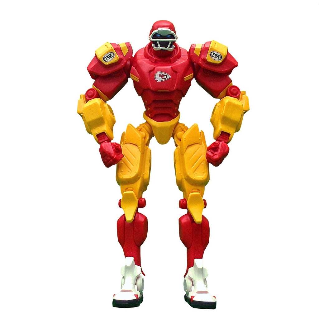 Kansas City Chiefs Team Cleatus Robot