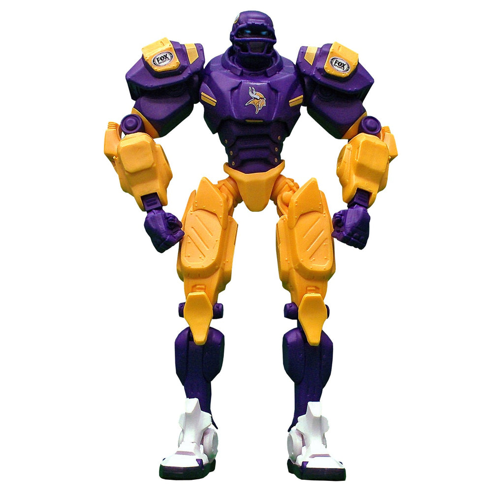 Minnesota Vikings Team Cleatus Robot