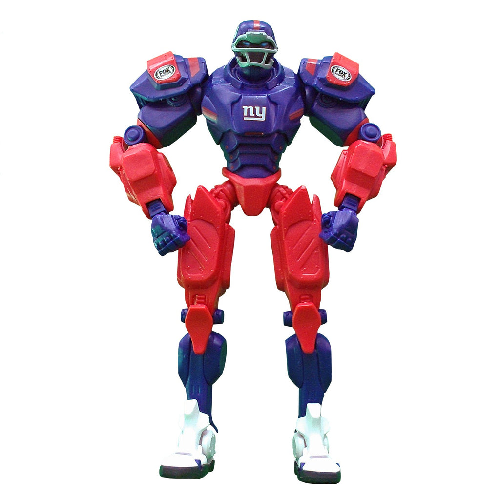 New York Giants Team Cleatus Robot
