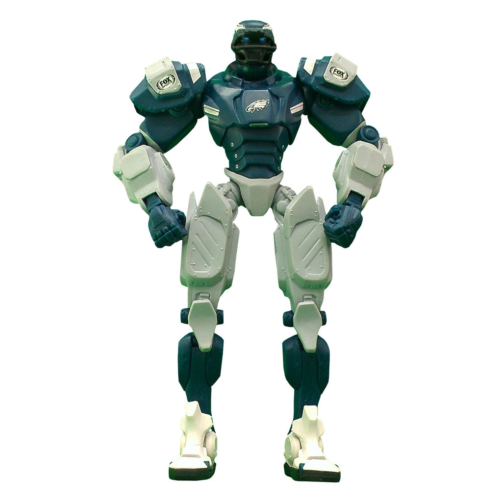 Philadelphia Eagles Team Cleatus Robot
