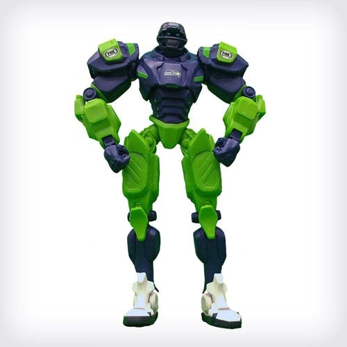 Seattle Seahawks Team Cleatus Robot