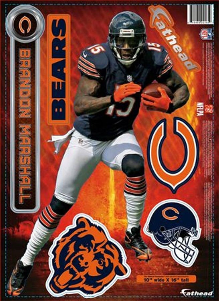 Chicago Bears Team Player FatHead