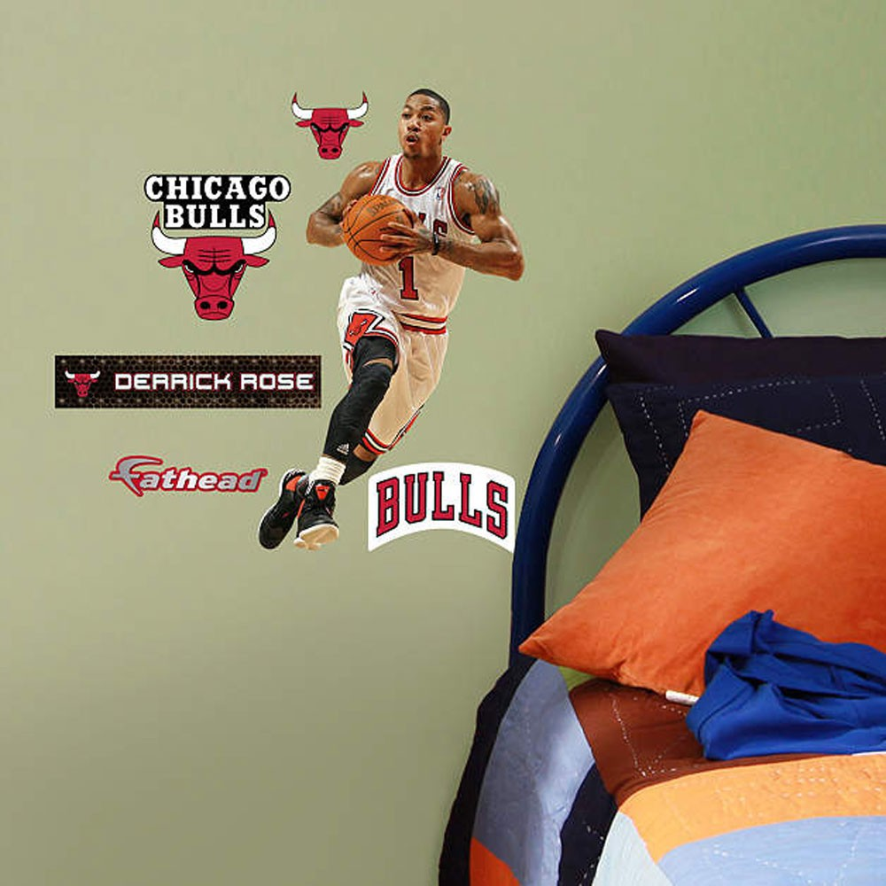 Chicago Bulls Team Player FatHead