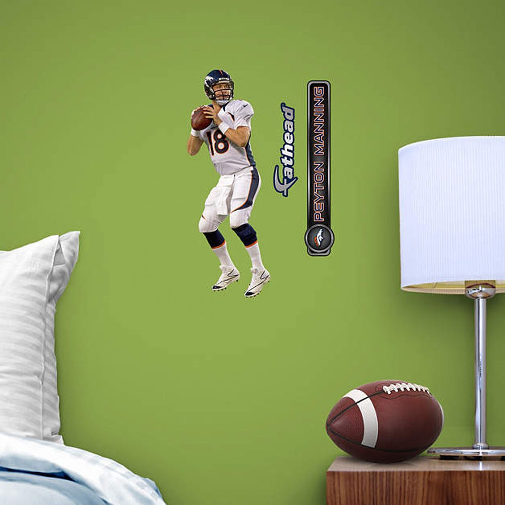Denver Broncos Team Player FatHead