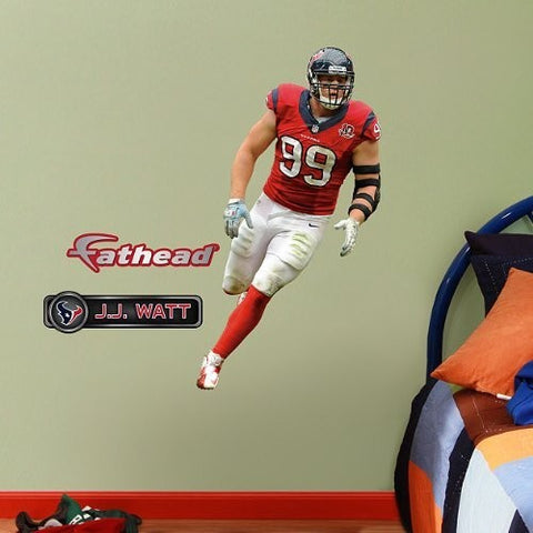Houston Texans Team Player FatHead