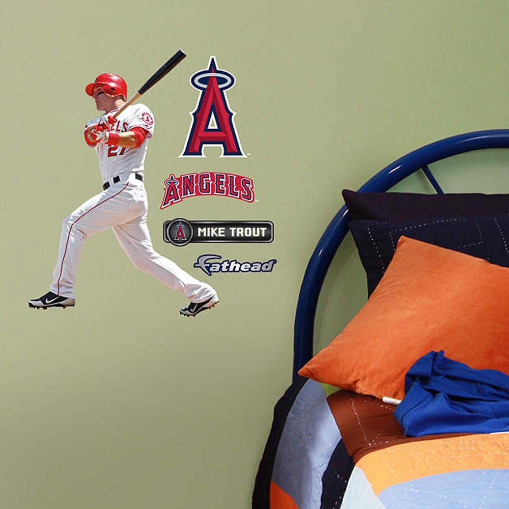 Los Angeles Angels Team Player FatHead