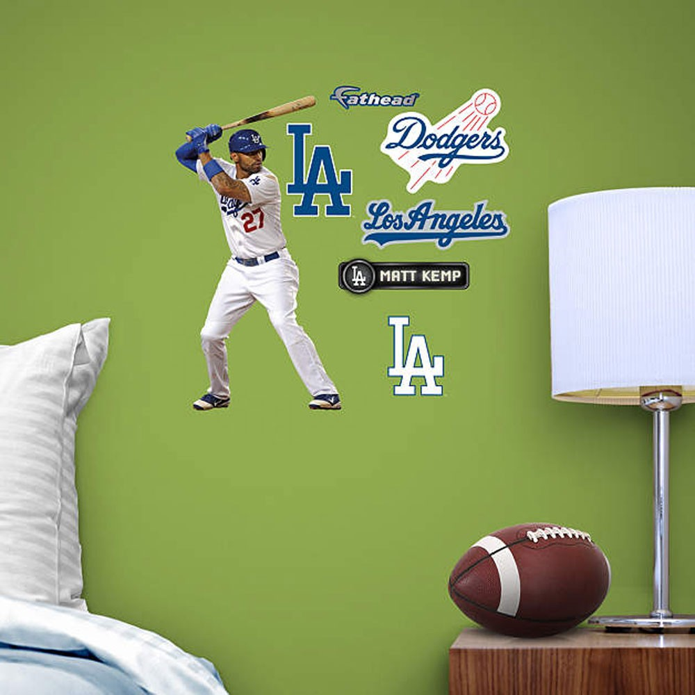 Los Angeles Dodgers Team Player FatHead