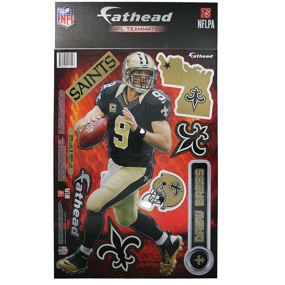 New Orleans Saints Team Player FatHead