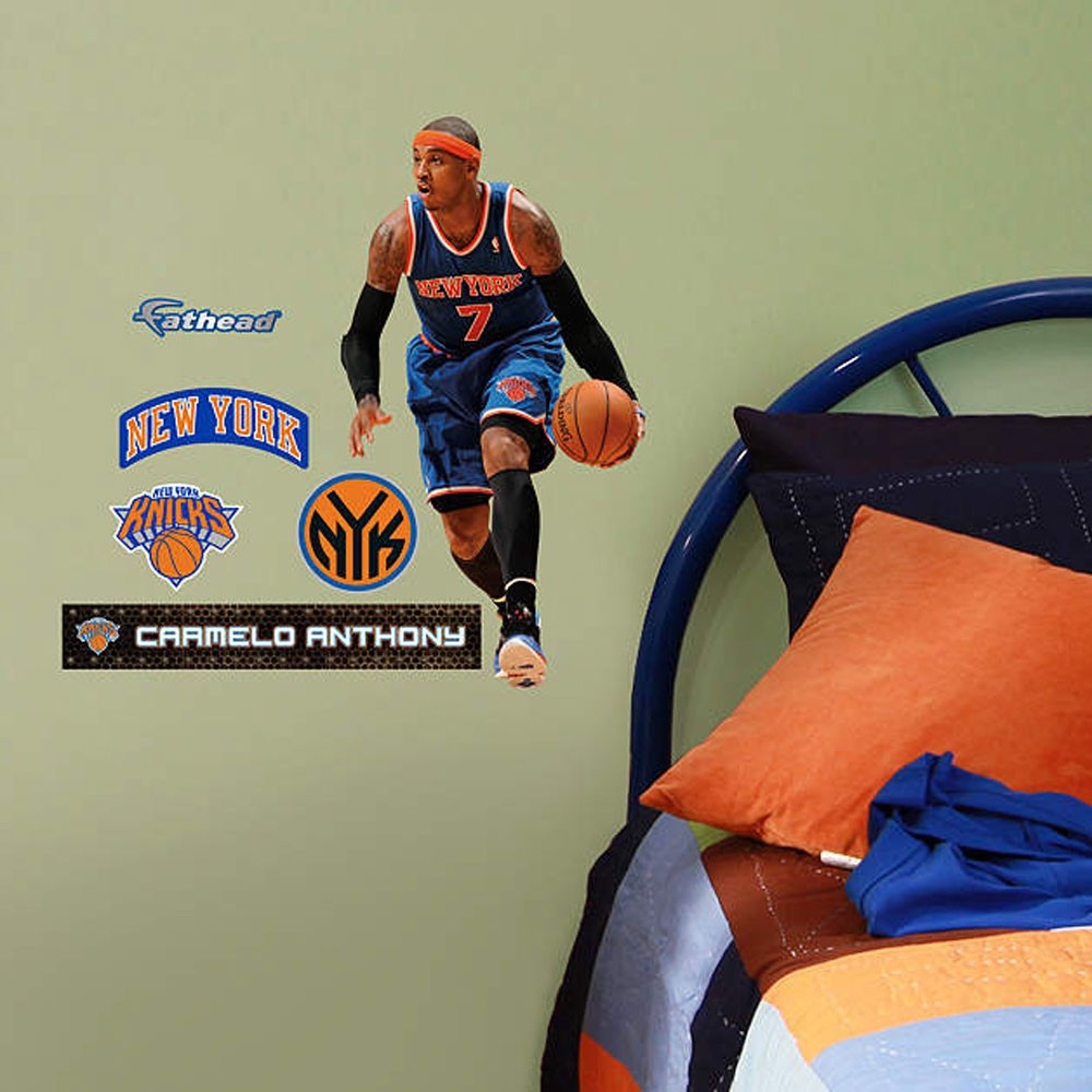 New York Knicks Team Player FatHead