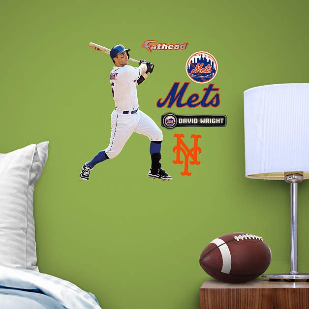 New York Mets Team Player FatHead
