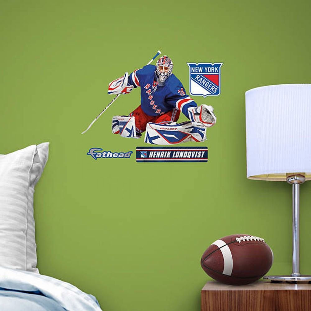 New York Rangers Team Player FatHead